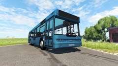 МАЗ-203 голубой