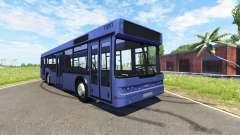 МАЗ-203 фиолетовый