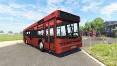МАЗ-203 красный