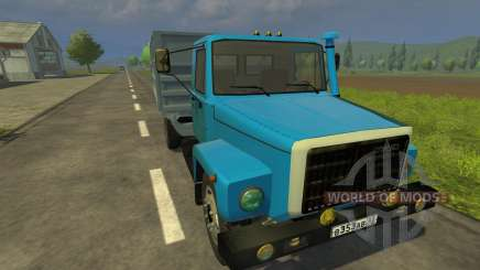 ГАЗ 3309 для Farming Simulator 2013