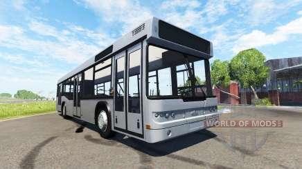 МАЗ-203 серый для BeamNG Drive