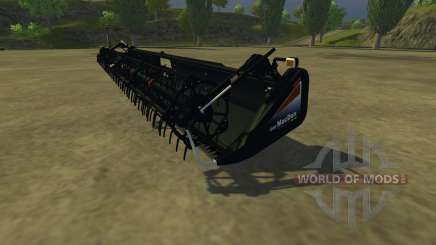 MacDon d50 для Farming Simulator 2013