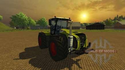 Claas Xerion 5000 для Farming Simulator 2013