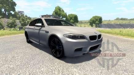 BMW F10 M5 2012 для BeamNG Drive