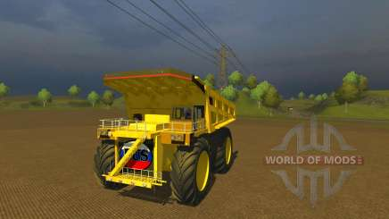 БелАЗ 7571 для Farming Simulator 2013