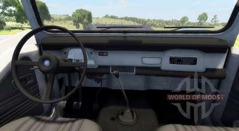 Toyota Land Cruiser (J40) 1980 для BeamNG Drive