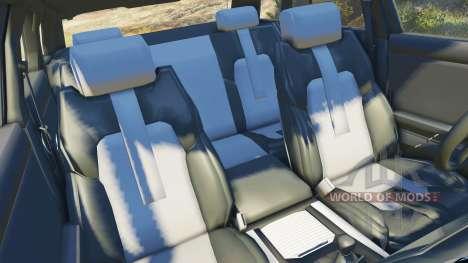 Range Rover Evoque для Spin Tires