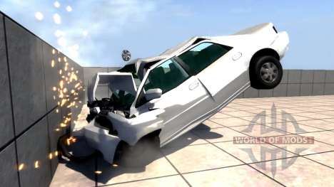 Lemanja LX для BeamNG Drive