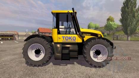 JCB Fastrac 3185 для Farming Simulator 2013