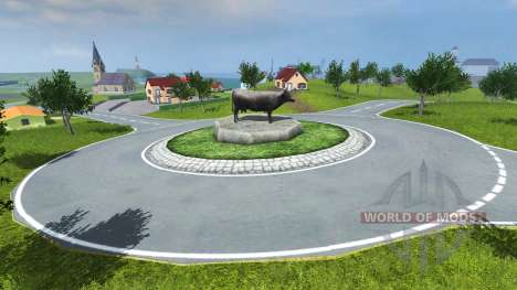 Sweet Home для Farming Simulator 2013
