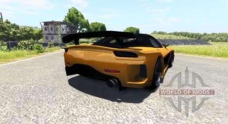 Mazda RX-7 для BeamNG Drive