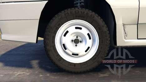 ВАЗ-2115 для Spin Tires
