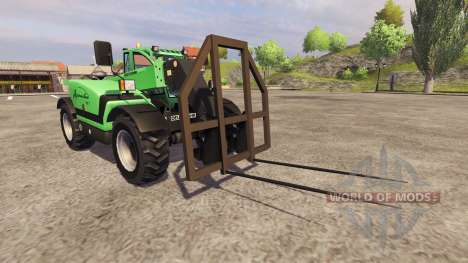Захват для тюков v2 для Farming Simulator 2013