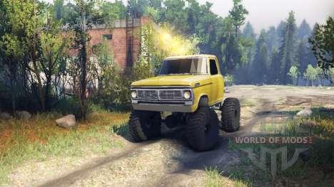Ford F-100 [Beta] для Spin Tires