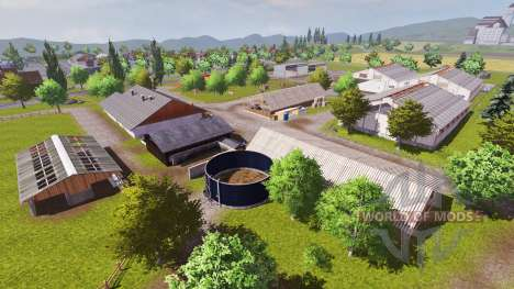 Country Life v1.5 для Farming Simulator 2013