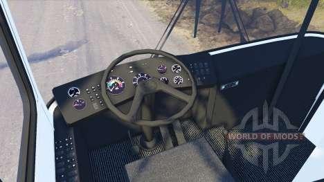 ЛАЗ-А141 для Spin Tires