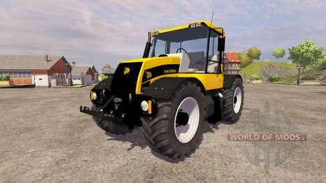 JCB Fastrac 3185 v1.0 для Farming Simulator 2013