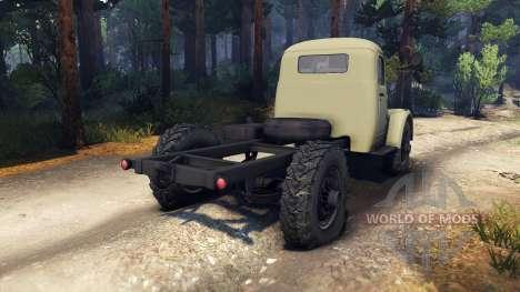 ГАЗ-63 для Spin Tires