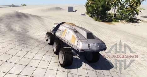 AT-TE Remastered для BeamNG Drive