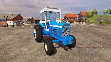 Ford 8000 v2.2 для Farming Simulator 2013