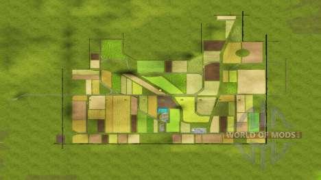 Nelmanowice для Farming Simulator 2013