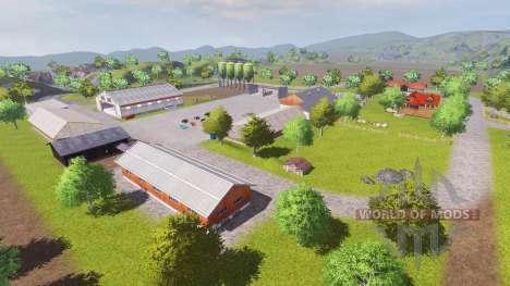 Хагенштедт (образец) для Farming Simulator 2013