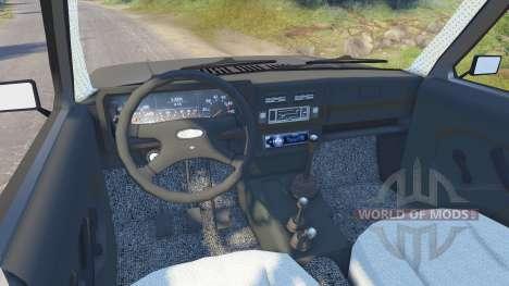 ВАЗ-2131 для Spin Tires