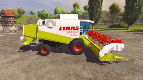CLAAS Lexion 420 v0.2 для Farming Simulator 2013
