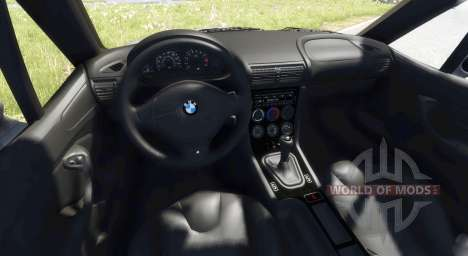BMW Z3 M Power 2002 для BeamNG Drive