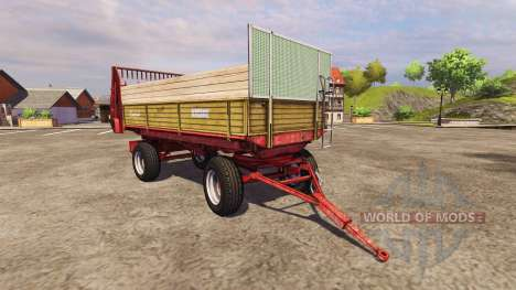Krone Miststreuer v2.0 для Farming Simulator 2013