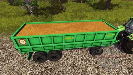 ПСТБ-17 для Farming Simulator 2013