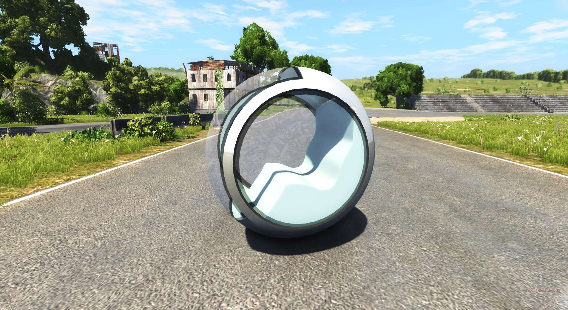 Где скачать моды для beamng drive