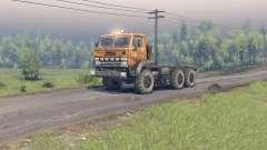 Урал-4322А Суша