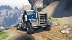 Peterbilt 379 v1.1 light blue