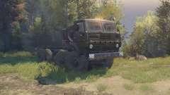 Урал 5322 Суша