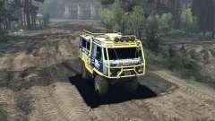 УАЗ 3909 off-road