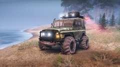 УАЗ-469 Турбо