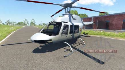 Bell 407 для BeamNG Drive