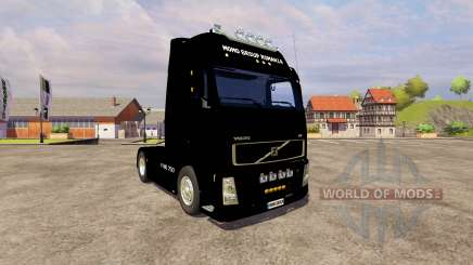 Volvo FH16 для Farming Simulator 2013