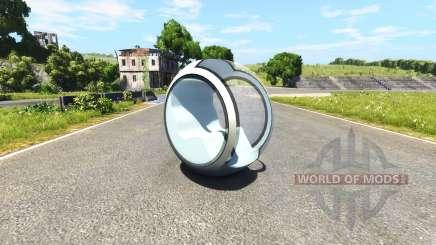 Ovo 11 интеллектуальный транспорт для BeamNG Drive