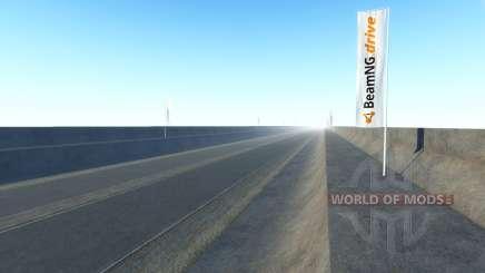 Бесконечное шоссе для BeamNG Drive