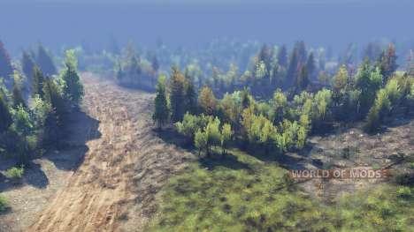 Долина v2.0 для Spin Tires
