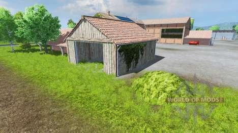 Strahl для Farming Simulator 2013