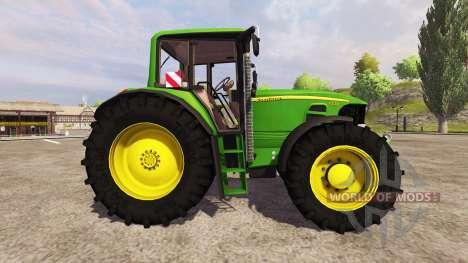 John Deere 6830 Premium v2.2 для Farming Simulator 2013