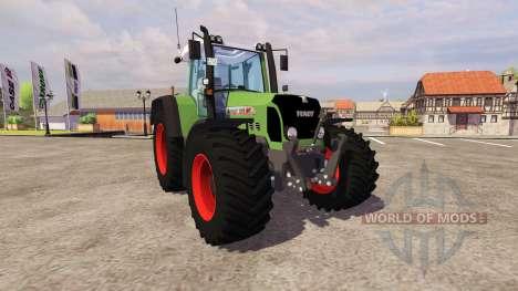 Fendt 818 Vario для Farming Simulator 2013