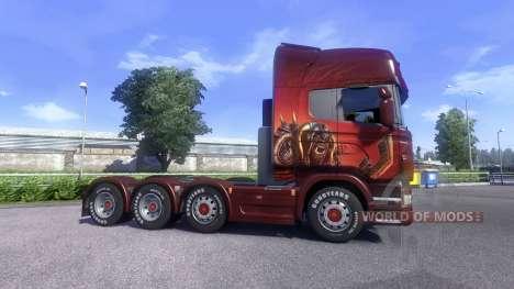 Scania R730 для Euro Truck Simulator 2