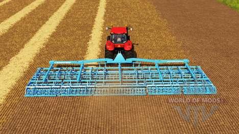 Lemken Kompaktor 1500L для Farming Simulator 2013