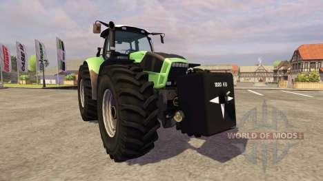GMC 1000 для Farming Simulator 2013