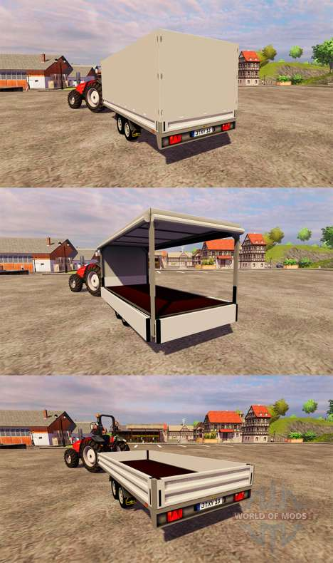 Humbaur MTKA v1.1 для Farming Simulator 2013