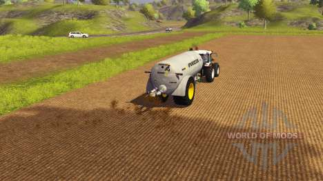 Joskin Modulo2 v2.0 для Farming Simulator 2013